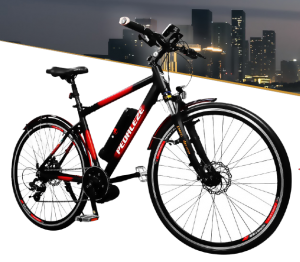 Pedaleze-Smart Bicycle