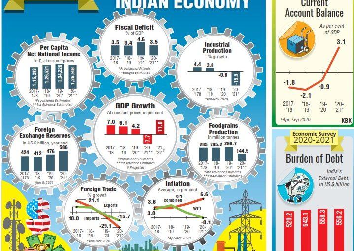 Indian Economy 2020-21