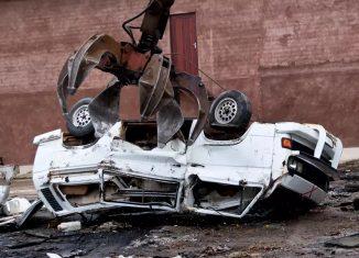 vehicle scrap